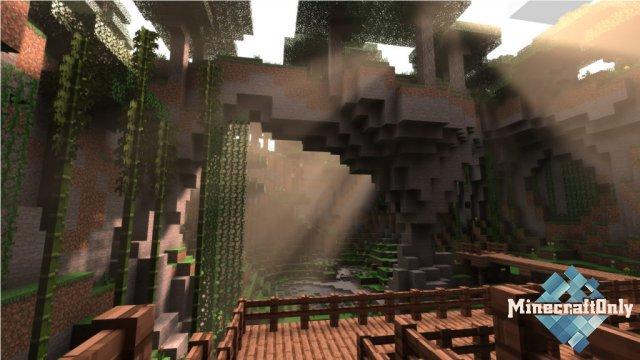 В Minecraft добавят трассировку лучей
