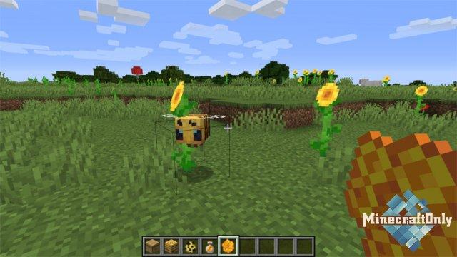 Новый снапшот - пчёлы!