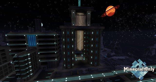 [1.12] Future Space - текстуры будущего!