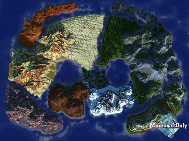Discord Map 1.12.2