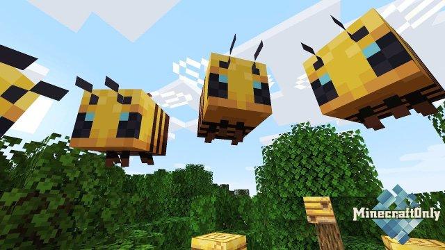 Новый снапшот для Minecraft 1.15