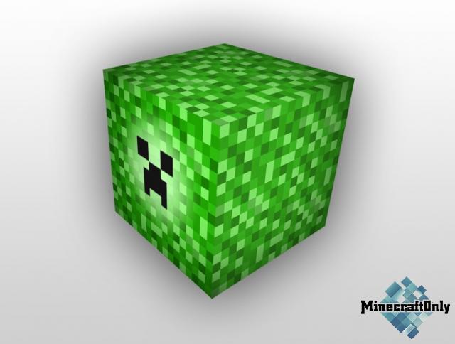 CreeperBlock [1.12.2]