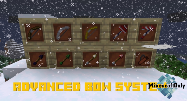 Advanced Bow System [1.14.4]