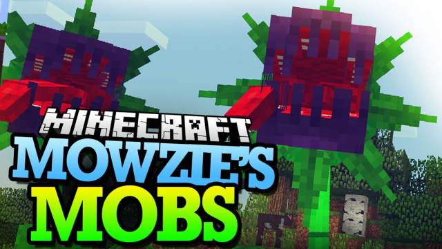 Mowzie's Mobs Mod [1.12.2]