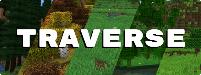 Traverse: Legacy Continued [1.11.2] [1.12.2] [1.14.4]