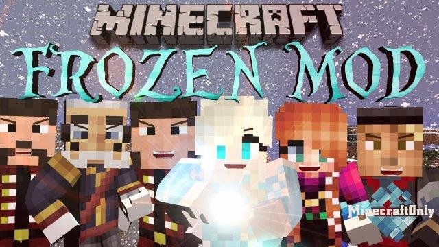Frozencraft Mod [1.8/1.7.10]