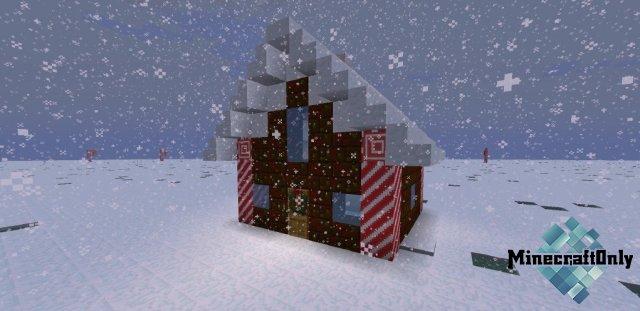 Wintercraft Mod 1.8.9/1.7.10