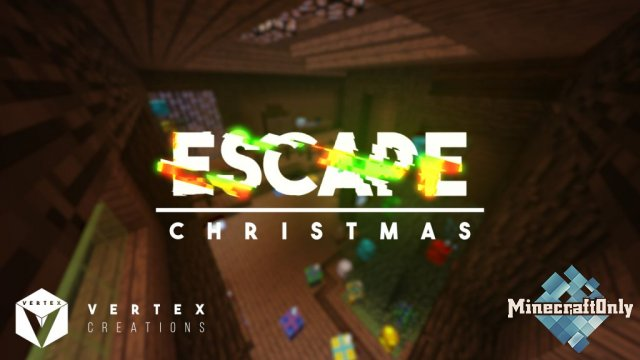 Escape: Christmas Map 1.12.2
