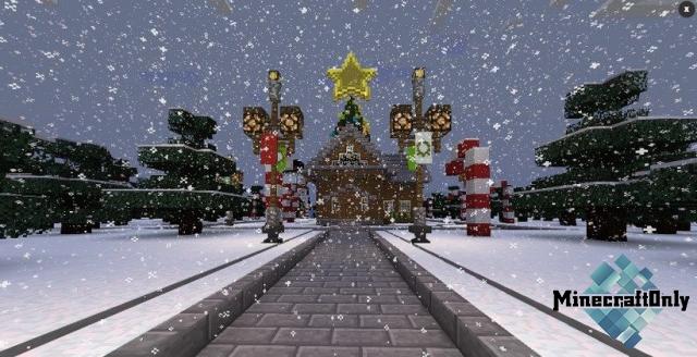 Find the Button: Santa's Village [1.13.3]