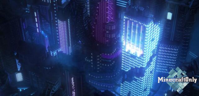 Cyberpunk Project [1.14.4]
