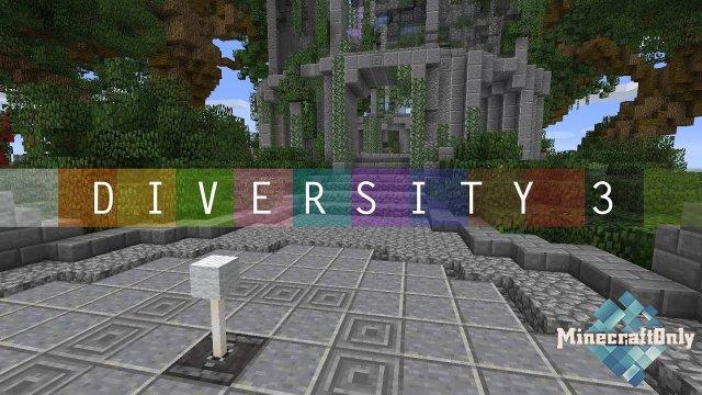 Diversity 3 - легендарная карта вернулась!