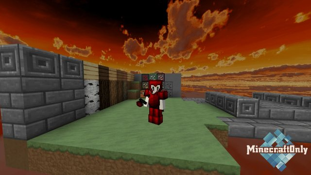 Red Killua Revamp [1.14]