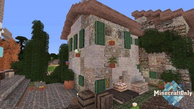 ItaliaPack [1.15]