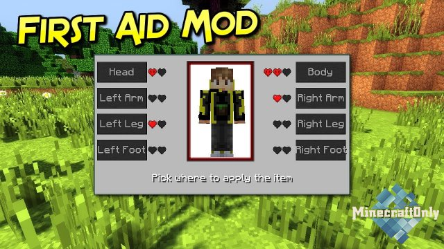 First Aid [1.15.2]