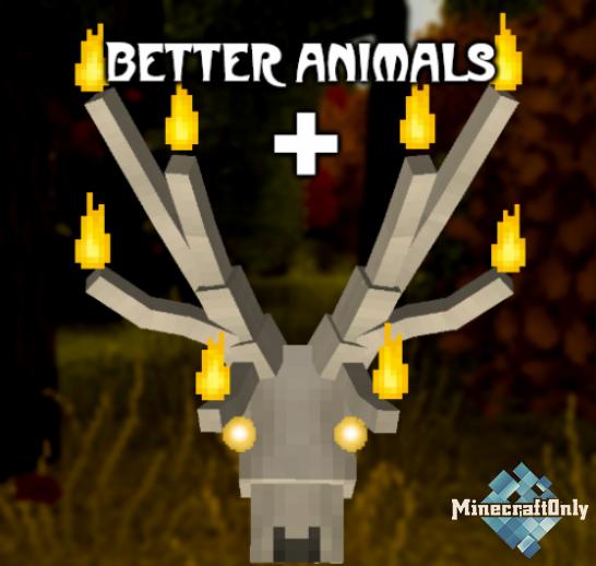 Better Animals Plus [1.15.2-1.12.2]