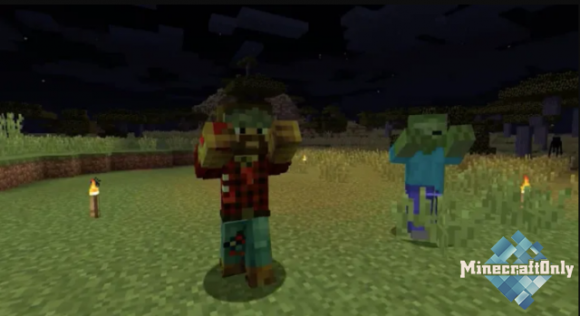 Zombie Players [1.12.2]