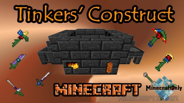 Tinkers Construct [1.12.2-1.7.10]