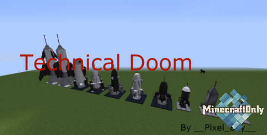 Technical Doom [1.12.2]