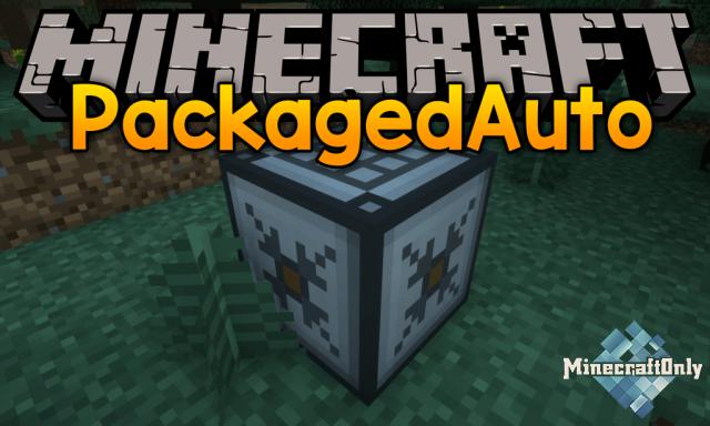 PackagedAuto [Minecraft 1.12.2]