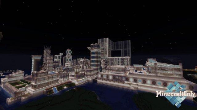 City of Glass V0.9