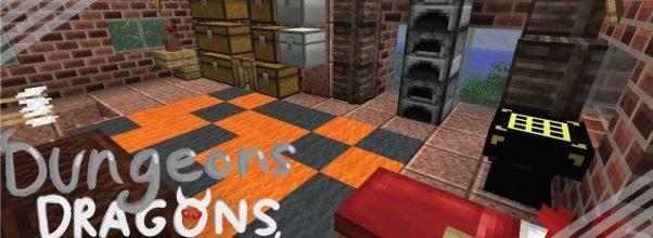Dungeons  & Dragons [1.12.2]
