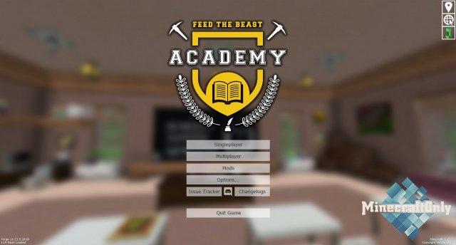 FTB Academy [1.12.2]
