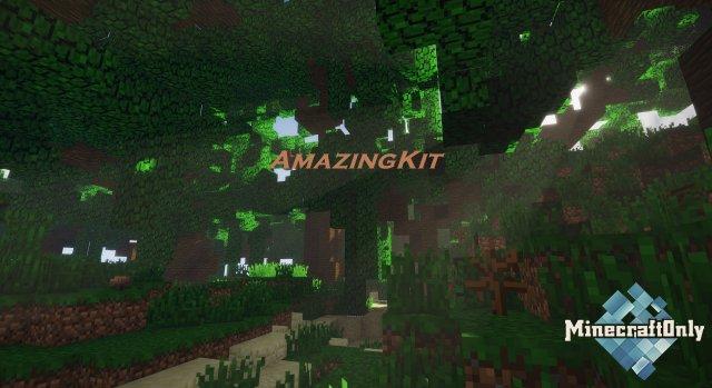AmazingKit [1.7.4] - Создание китов