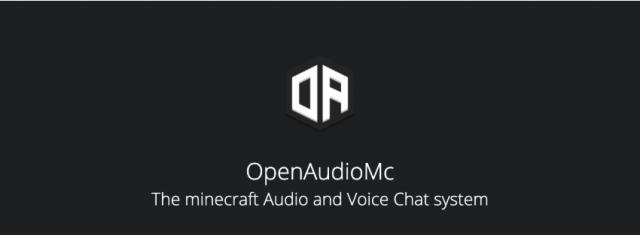 OpenAudioMc