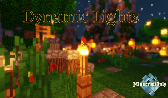 Dynamic Lights [1.16]