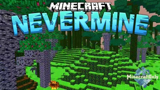 Анонс нового сервера - Nevermine!