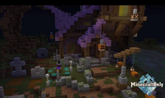 Декорации 2 - Halloween [YouTube]