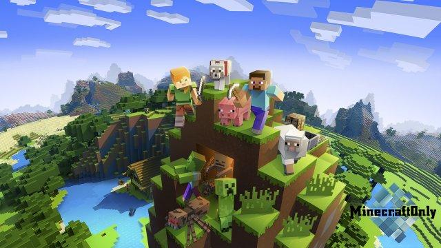 Microsoft хочет отсудить права на Minecraft в России