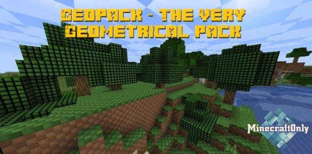 Geopack - The Very Geometrical Pack