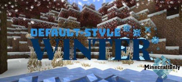 Default Style Winter [1.14.4]