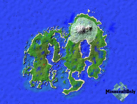 The Island of Moszark [1.12.2]