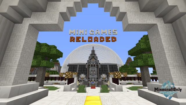 Открытие нового сервера со старым духом – MiniGamesReloaded
