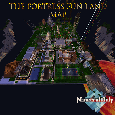 The Fortress Fun Land [1.16.5]