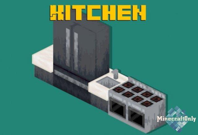 [Текстуры] Kitchen- кухонные приборы [1.16.5]