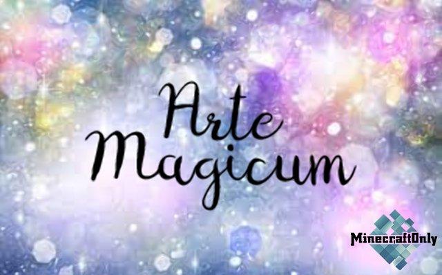 [Моды] Arte Magicum [1.12.2] - мод на магию