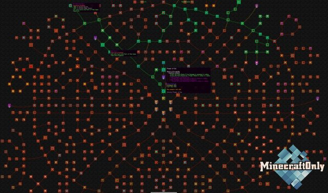 Age of Exile [1.16.5] - крутой RPG мод   Моды Minecraft
