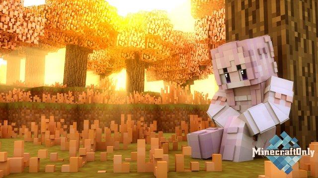 Осенний вайп на серверах MinecraftOnly!