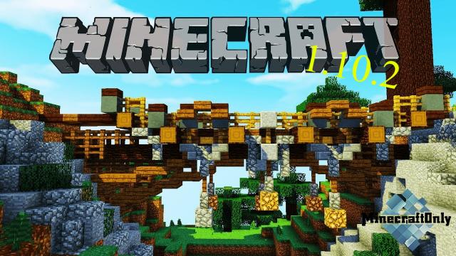 Скачать Minecraft 1.10.2