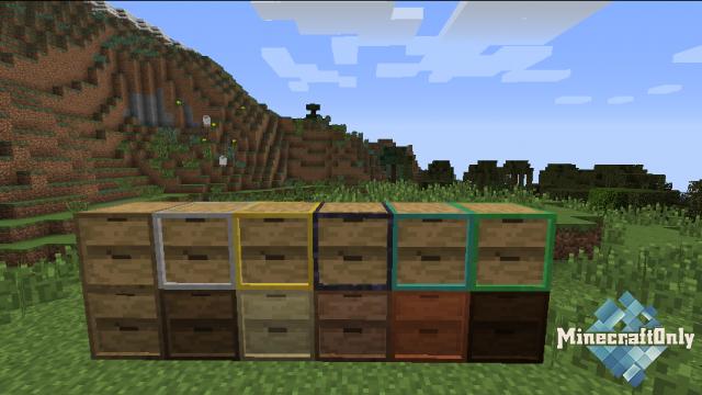 Storage Drawers